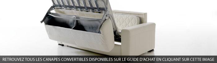 quel canap convertible pour couchage quotidien perfect canap convertible et rversible coffre. Black Bedroom Furniture Sets. Home Design Ideas