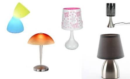 La lampe de chevet devient tactile - Lampe tactile ikea ...
