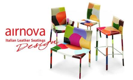 airnova fait vivre la chaise color e design. Black Bedroom Furniture Sets. Home Design Ideas