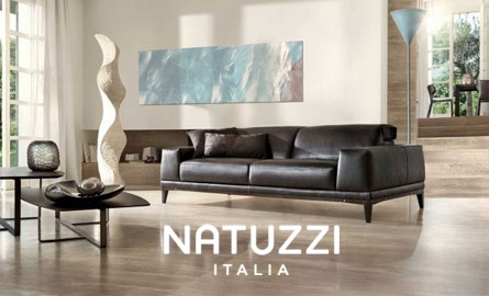 Natuzzi la référence en canapés cuir italiens