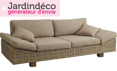 Quel canap pour mon salon for Canape pour veranda