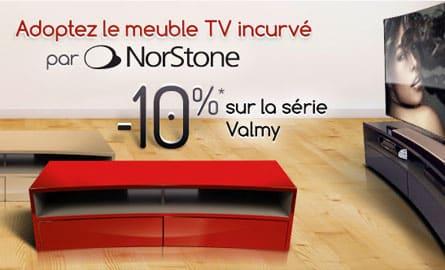 meuble tv incurv. Black Bedroom Furniture Sets. Home Design Ideas