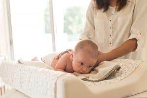Meiller matelas à langer bébé
