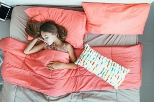 Housse de couette avec taie d'oreiller