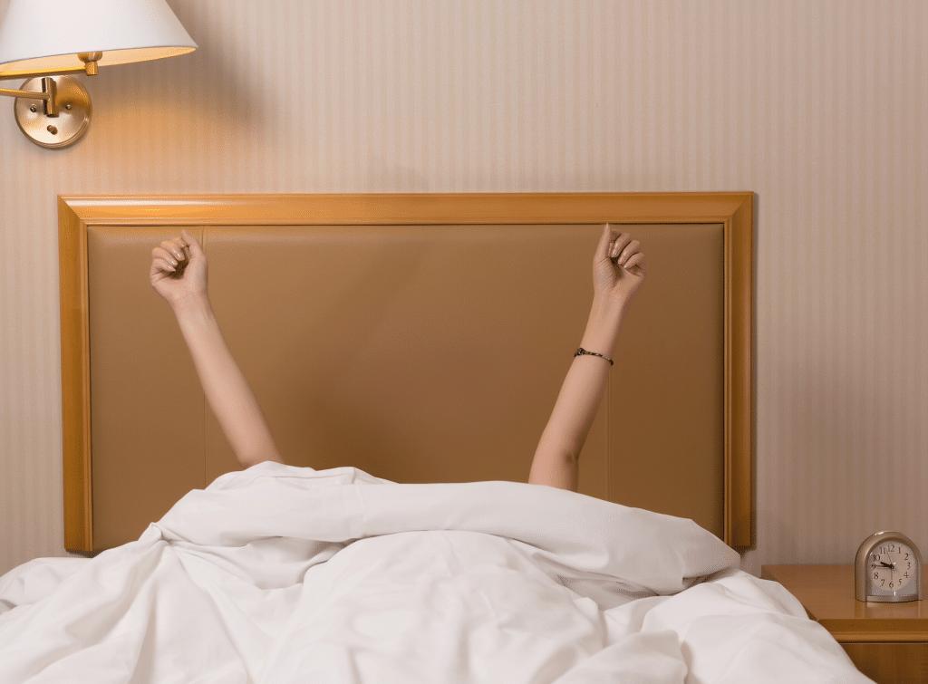 réveil matinal - Comment bien se réveiller chaque matin - info -réveil - MonDosDos
