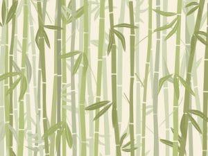 matières premières pour oreiller en fibres de bambou