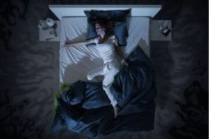 Dormir quand il fait trop chaud