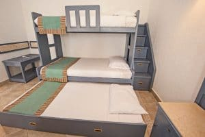 Lits coffres pour chambre enfant