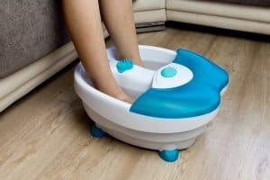 appareil masseur de pieds