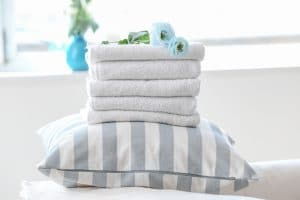 choissir un oreiller pour son bain