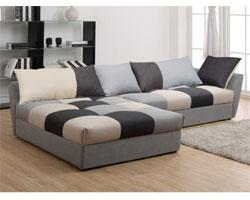 Un canapé d'angle original et modulable 1