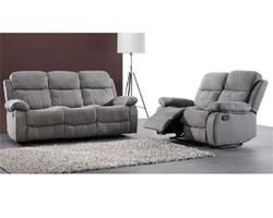 Un vrai canapé relax 2 places manuel 1