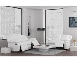 Un vrai canapé relax 2 places manuel 4