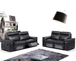 Un vrai canapé relax 2 places manuel 2
