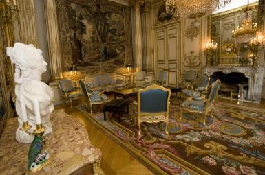 Le canapé du Président 1