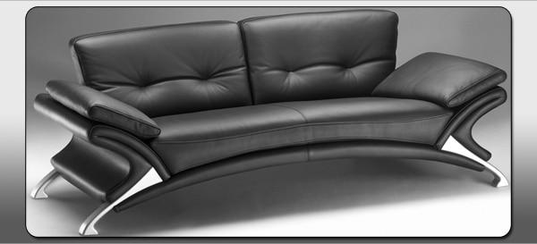 Fermeture d'un grand nom du canapé 1