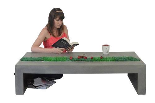 Une table basse design pour accompagner votre canapé ? 1
