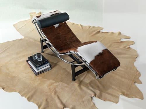 Chaise longue Le Corbusier : confort inégalé 1