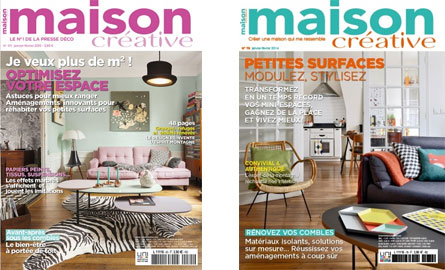 magazine de d coration maison. Black Bedroom Furniture Sets. Home Design Ideas