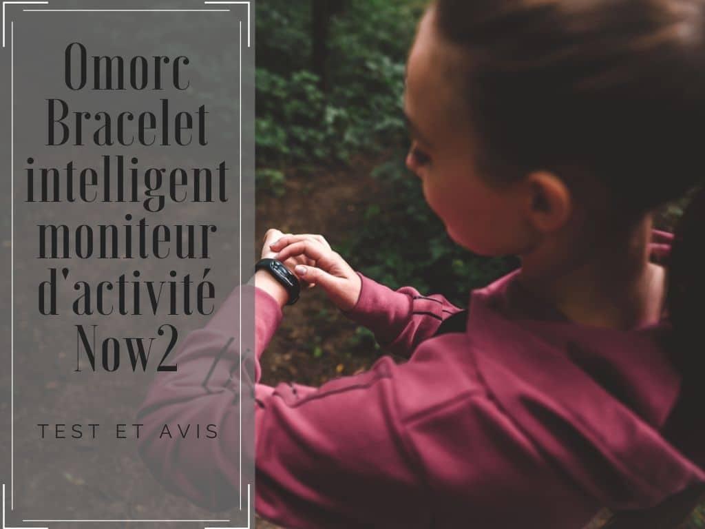 Bracelet intelligent Omorec