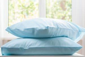 Laver oreiller à mémoire de forme