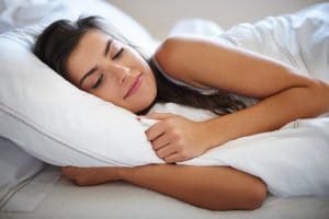 Dormir sur un oreiller avec taie