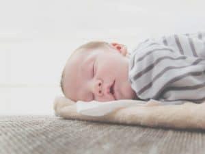 matelas en latex naturel pour bébé