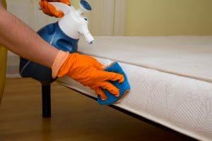 Nettoyage chimique matelas