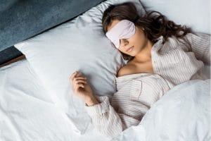 Trouver le sommeil quand stressé