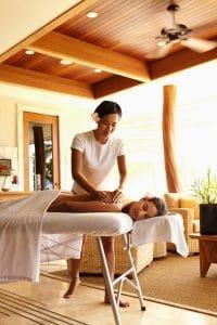 table portative pour massage