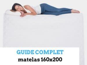 matelas 160 x 200