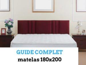 matelas 180 x 200