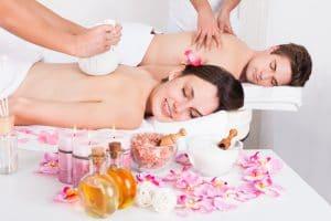 massage sur table pliante