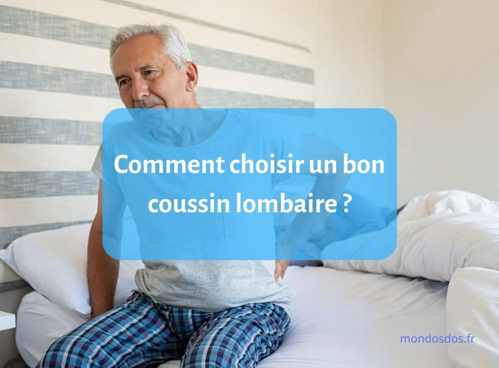coussin lombaire - guide achat