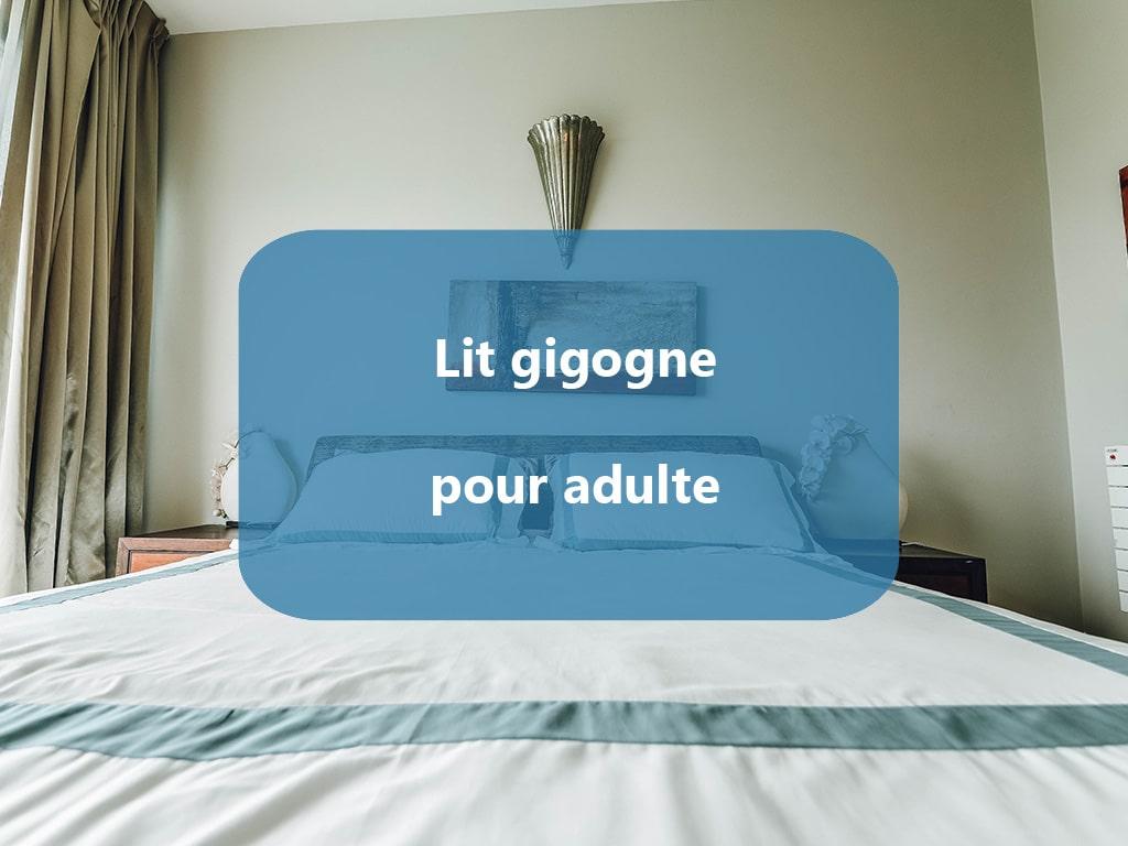lits gigogne pour adulte